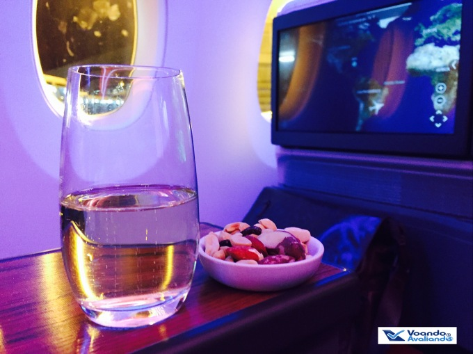 Champagne - Snacks - Executivo A350